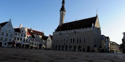 8. Estonia Foto: Getty Images
