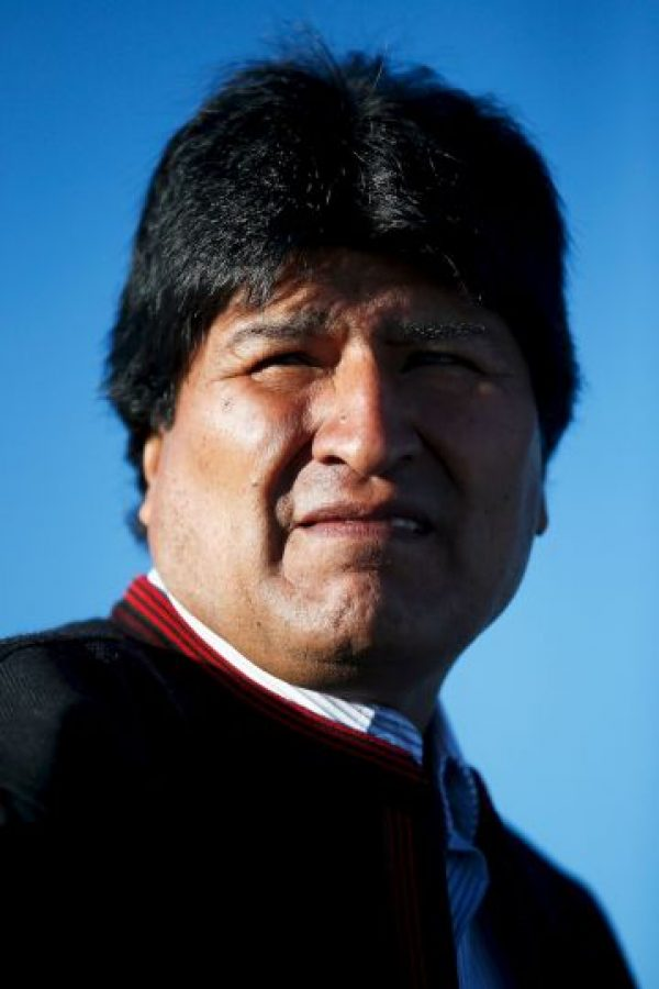 Evo Morales, presidente de Bolivia. Foto: Getty Images