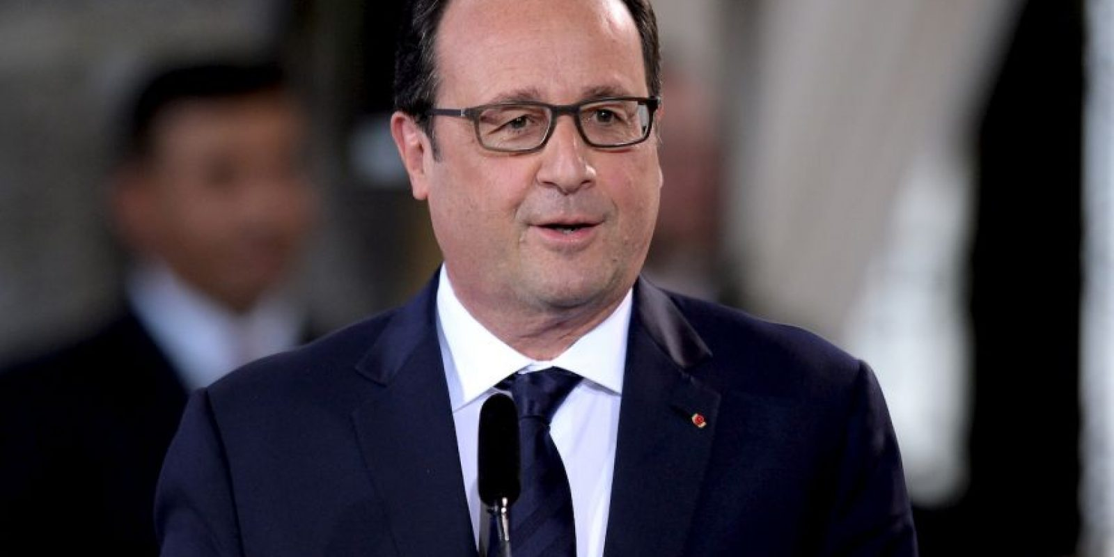 François Hollande, presidente de Francia. Foto: Getty Images