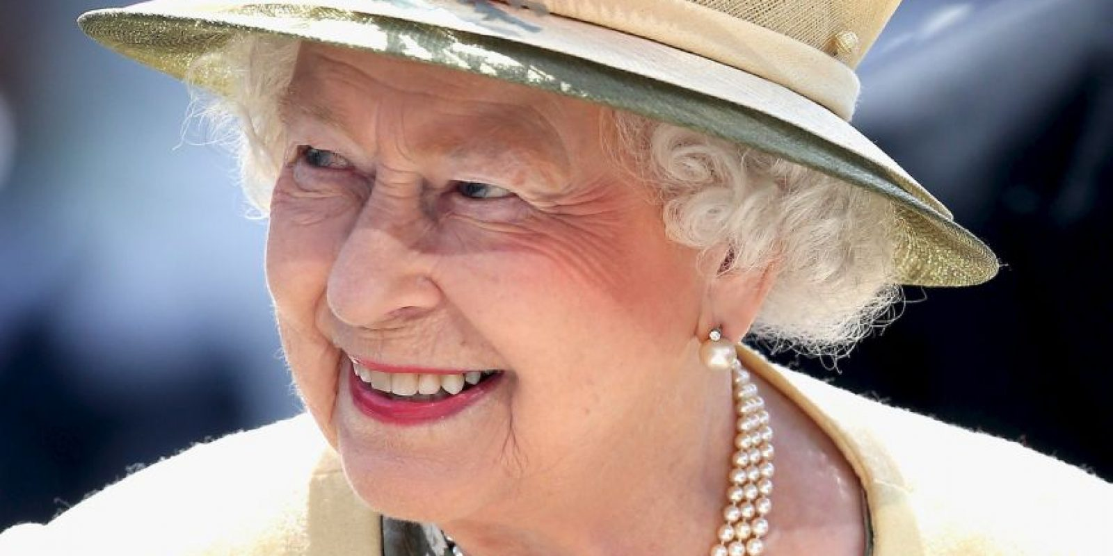 Reina Isabel II del Reino Unido Foto: Getty Images