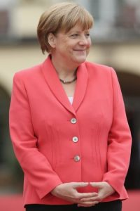 Angela Merkel, canciller de Alemania Foto: Getty Images