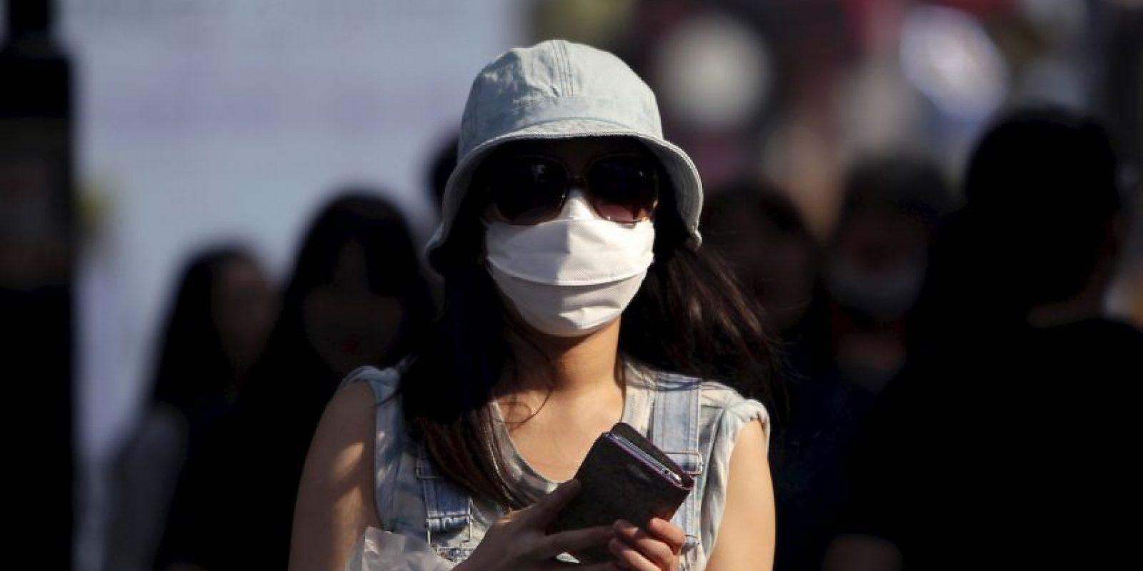 """3. Según el CDC, """"la mayoría de los pacientes MERS desarrollaron enfermedad respiratoria aguda grave con síntomas de fiebre, tos y dificultad para respirar"""". Foto:Getty Images"""