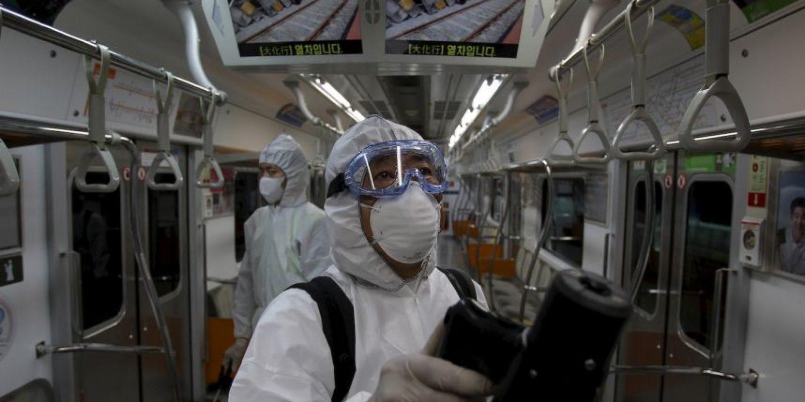8. Las personas con condiciones preexistentes también tienen más probabilidades de contagio. Foto:Getty Images