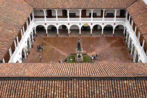 La Universidad del Rosario se mantiene entre las 50 mejores del continente y es la quinta mejor de Colombia según el ranking QS Foto:Tomada de urosario.edu.co