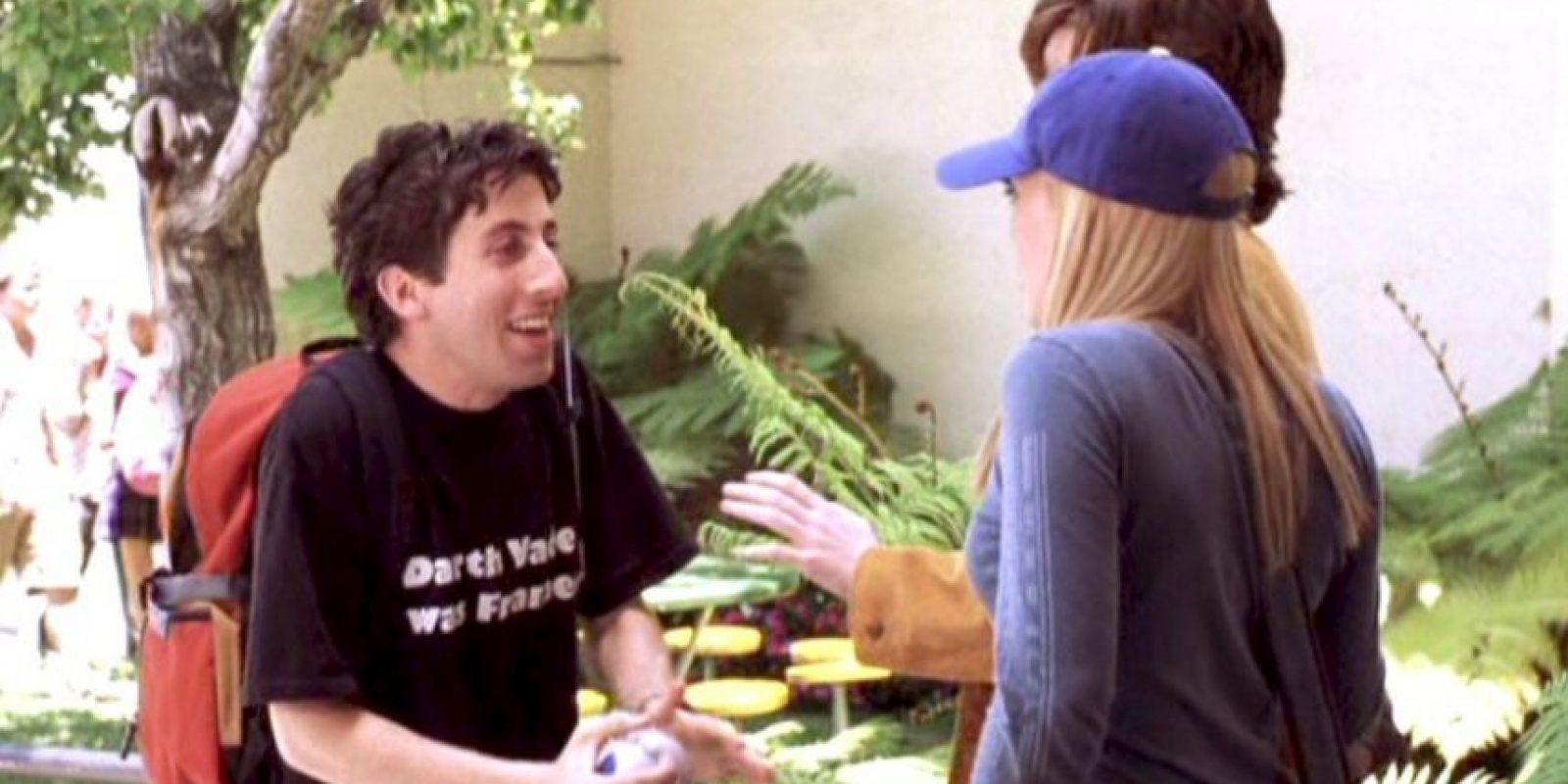"""También estuvo en """"Una Cenicienta moderna"""" con Hilary Duff. Foto:vía Warner Bros."""