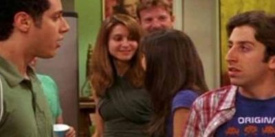 "Luego en series como ""Joey"". Foto:vía NBC"