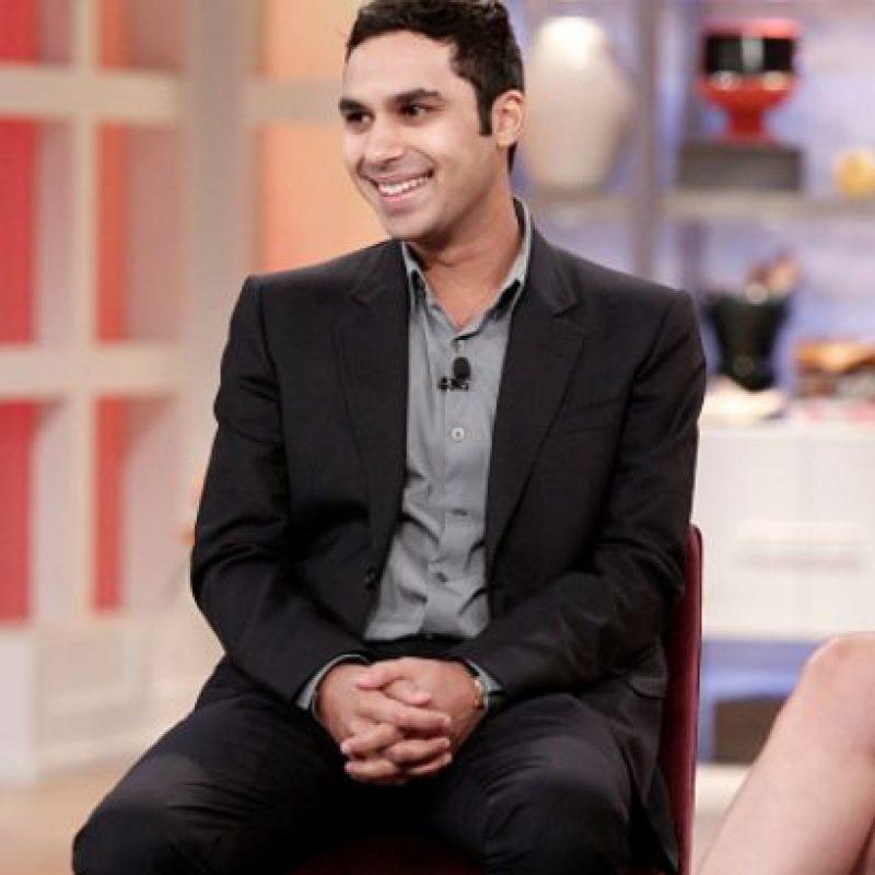 Kunal reside en Los Ángeles y está casado con Neha Kapur, Miss India 2006. Foto:vía Getty Images
