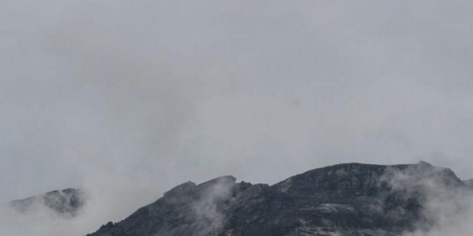 El Monte Kinabalu, es considerado un lugar sagrado por los locales. Foto:AFP