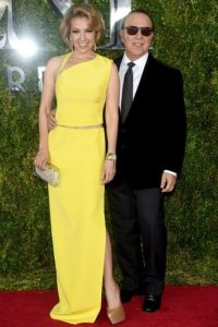 La ubicaron como la esposa del magnate Tommy Mottola Foto:Getty Images