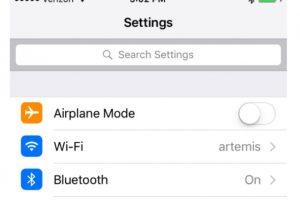 Apple incluyó una nueva barra de búsquedas Foto:Apple