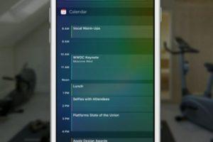 La nueva fuente San Francisco, que fue estrenada en el Apple Watch, se agregó para iPhone y iPad como la escritura por defecto Foto:Apple