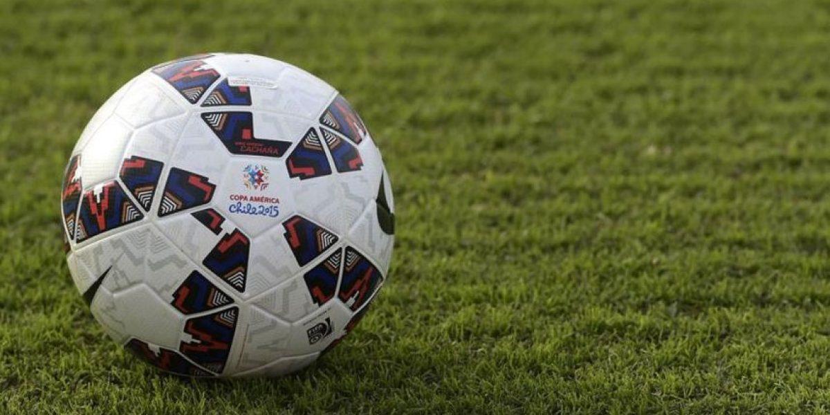 Los balones que han sido protagonistas de la Copa América