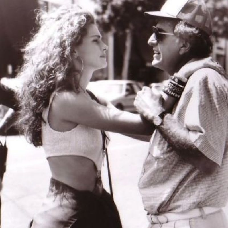 "Julia Roberts en ""Pretty Woman"" Foto: IMDB"