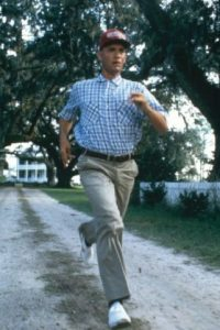 """Forrest Gump"" corriendo Foto:IMDB"