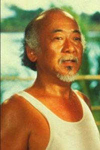 """El Señor Miyagi"" de ""Karate Kid"" Foto:IMDB"