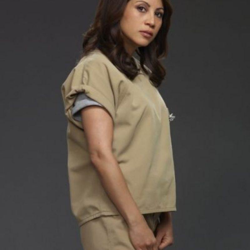 "Interpreta a ""Aleida Diaz"" Foto:IMDB"