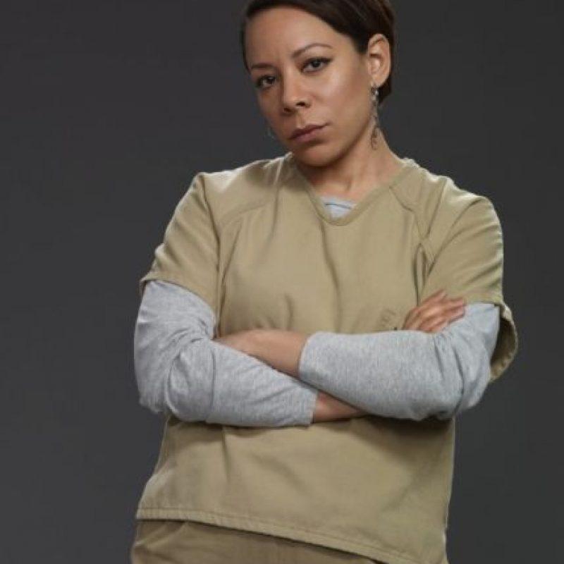 "Interpreta a ""Gloria Mendoza"" Foto:IMDB"