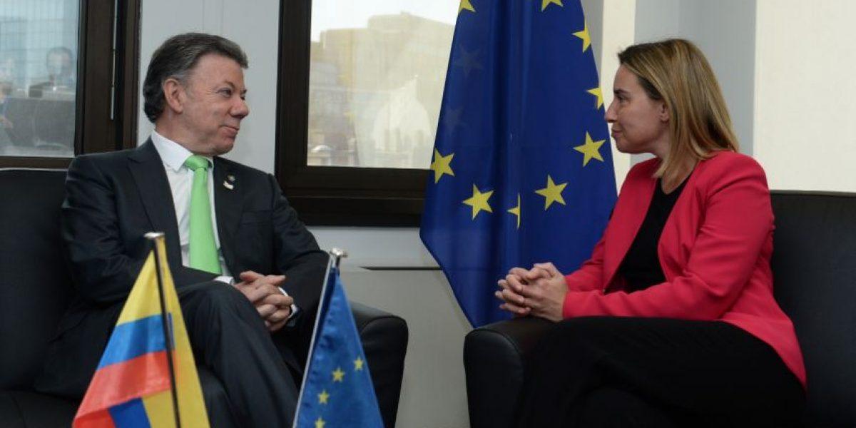 Lo que logró Santos en su visita a Europa (además de lo de la Visa)