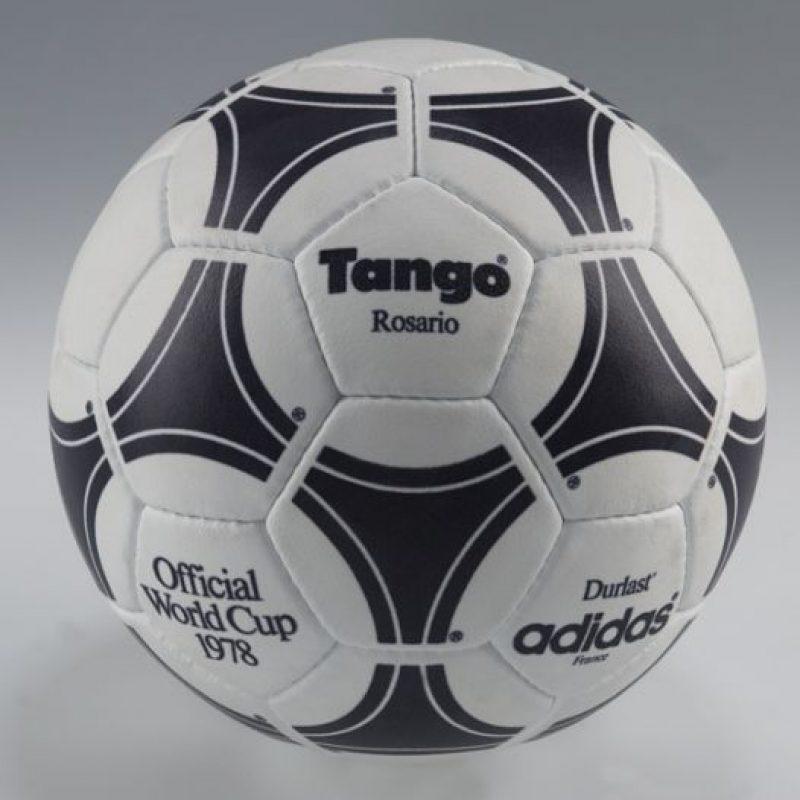 Adidas Tango: Chile 1991. Foto:Adidas
