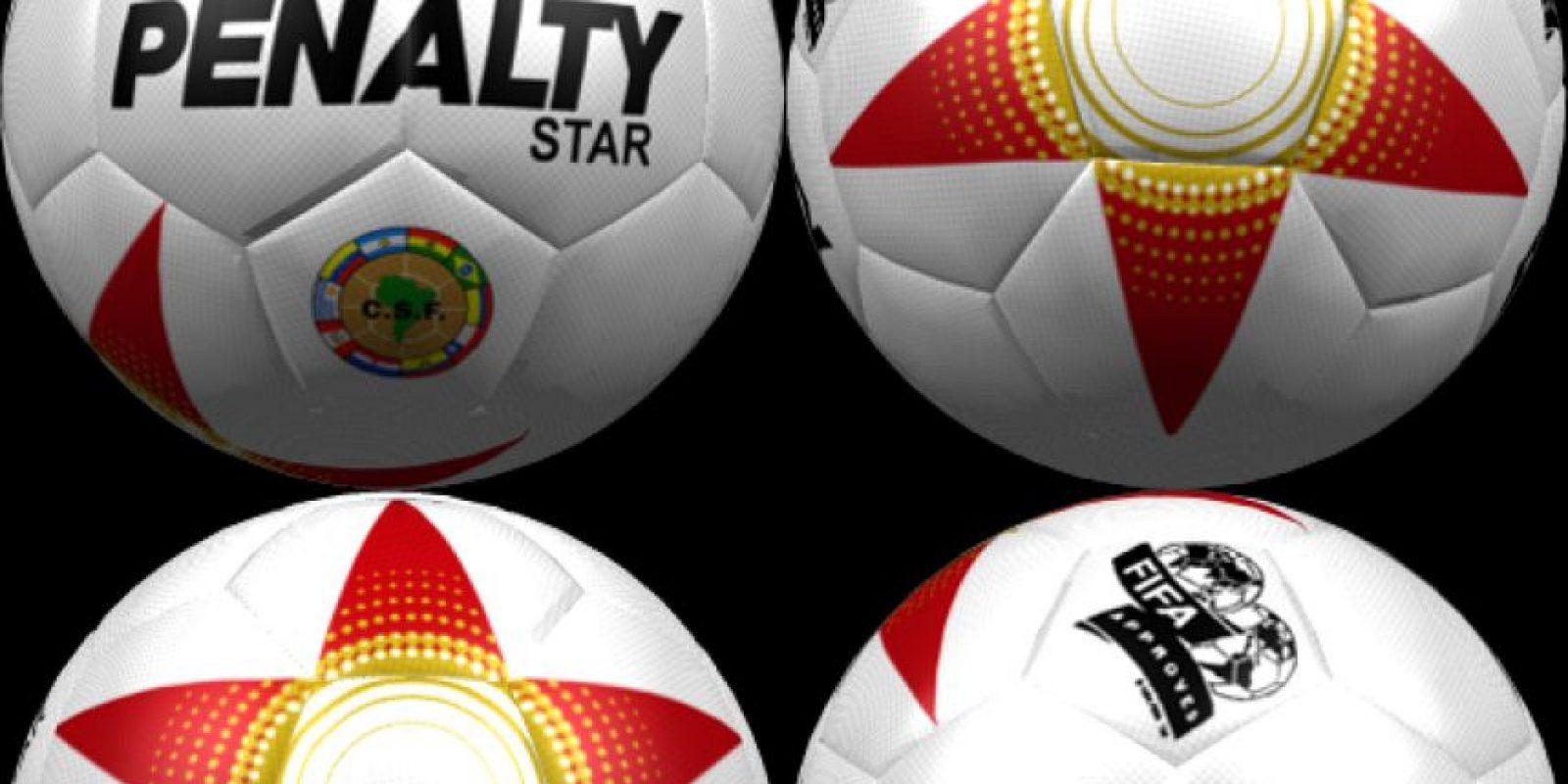 Penalty Star: Colombia 2001. Foto:Penalty