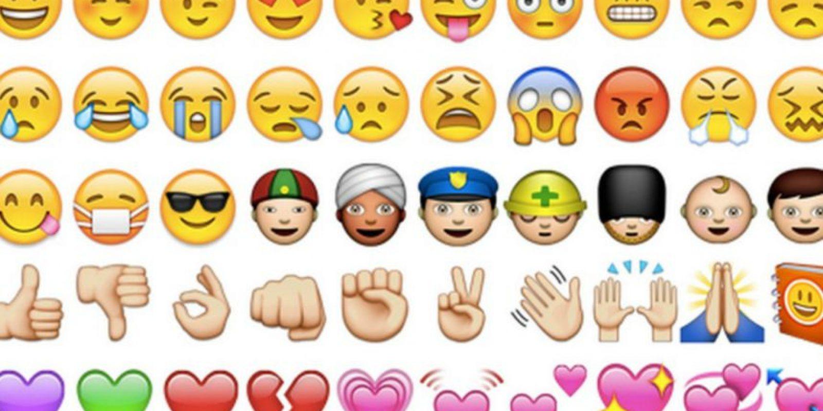 Los emojis también funcionan para mostrar sus malestares. Foto:Pinterest