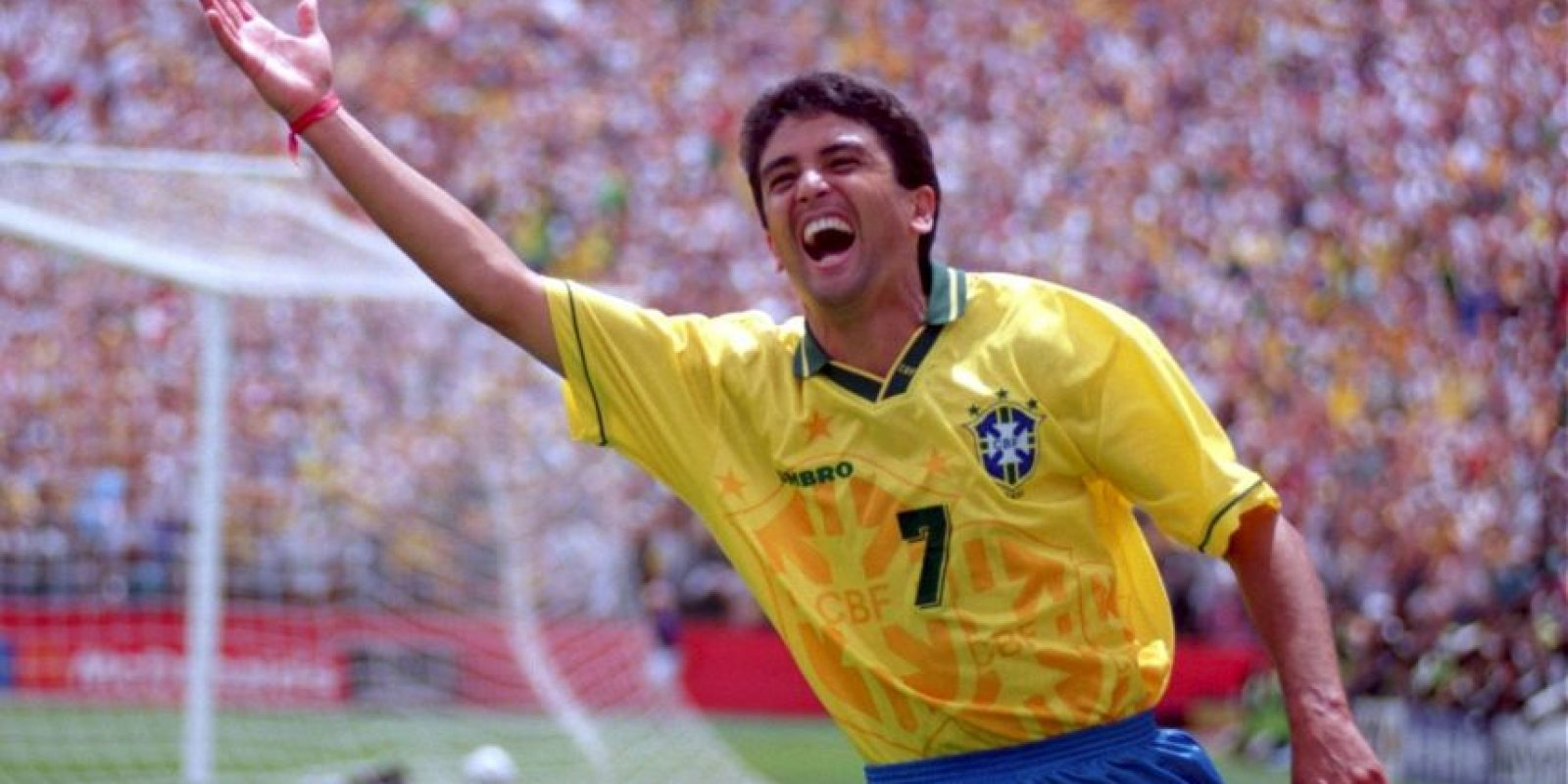 4. Bebeto Foto: Getty Images