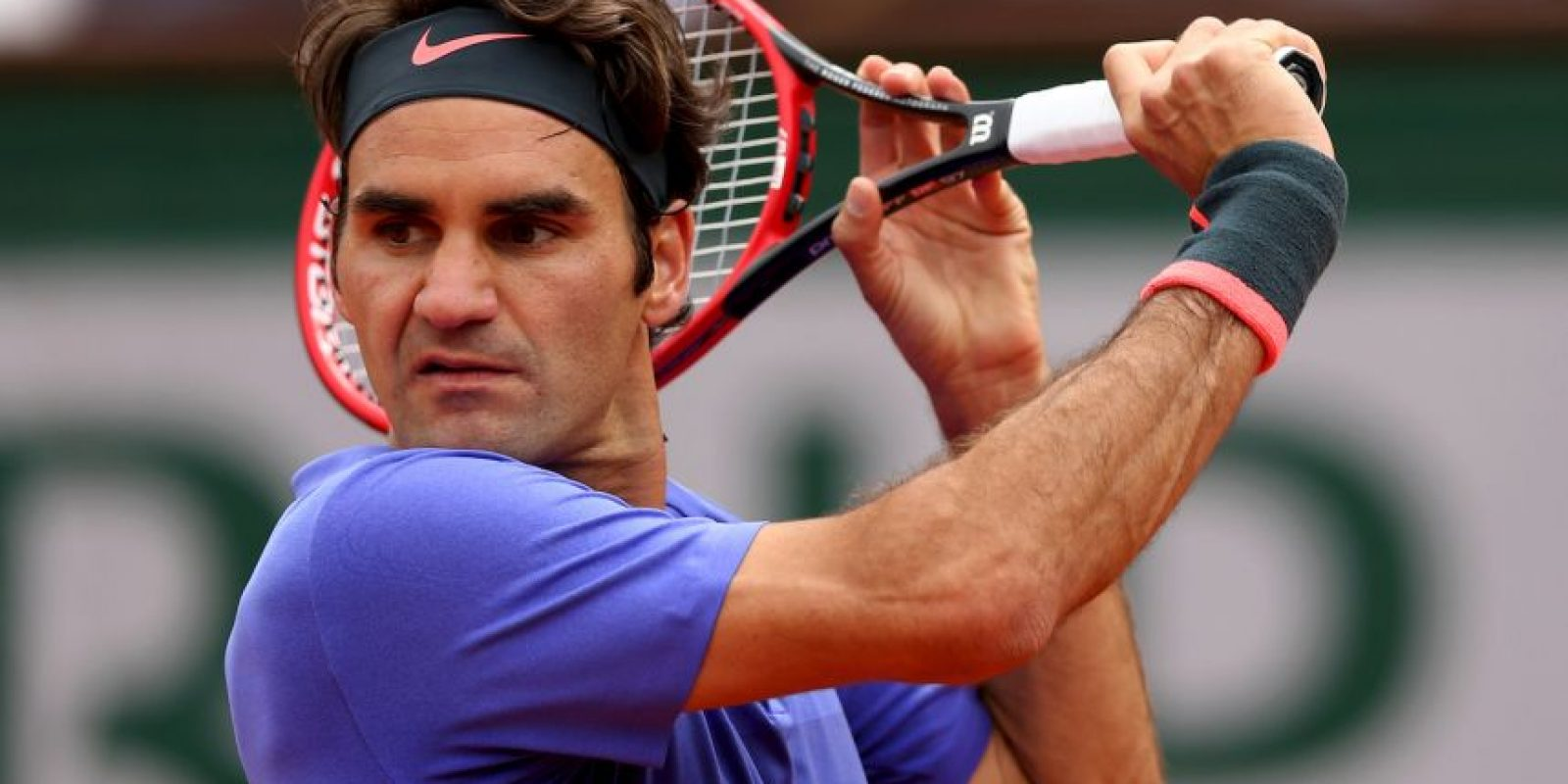 Aunque no gana un Grand Slam desde Wimbledon, en 2012, Roger Federer sigue siendo el tenista con mayores ingresos con 67 millones de dólares. Foto:Getty Images