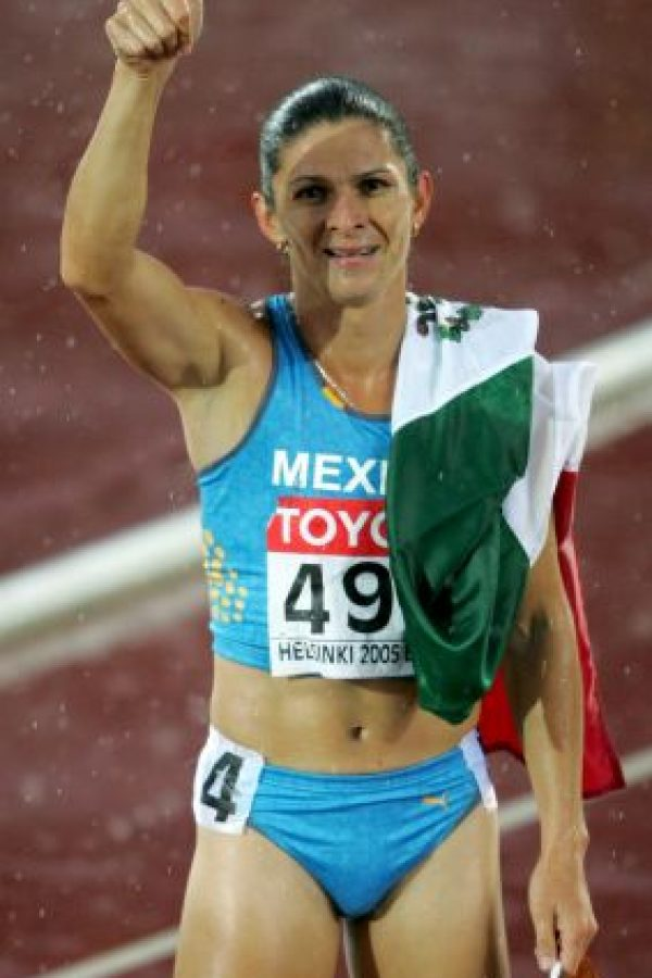 2. Ana Gabriela Guevara Foto: Getty Images