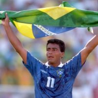 3. Romario Foto: Getty Images