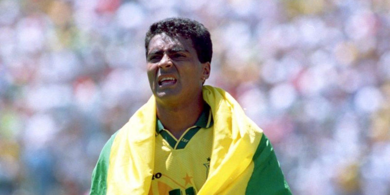 Es uno de los más grandes goleadores de la historia de Brasil. Foto:Getty Images