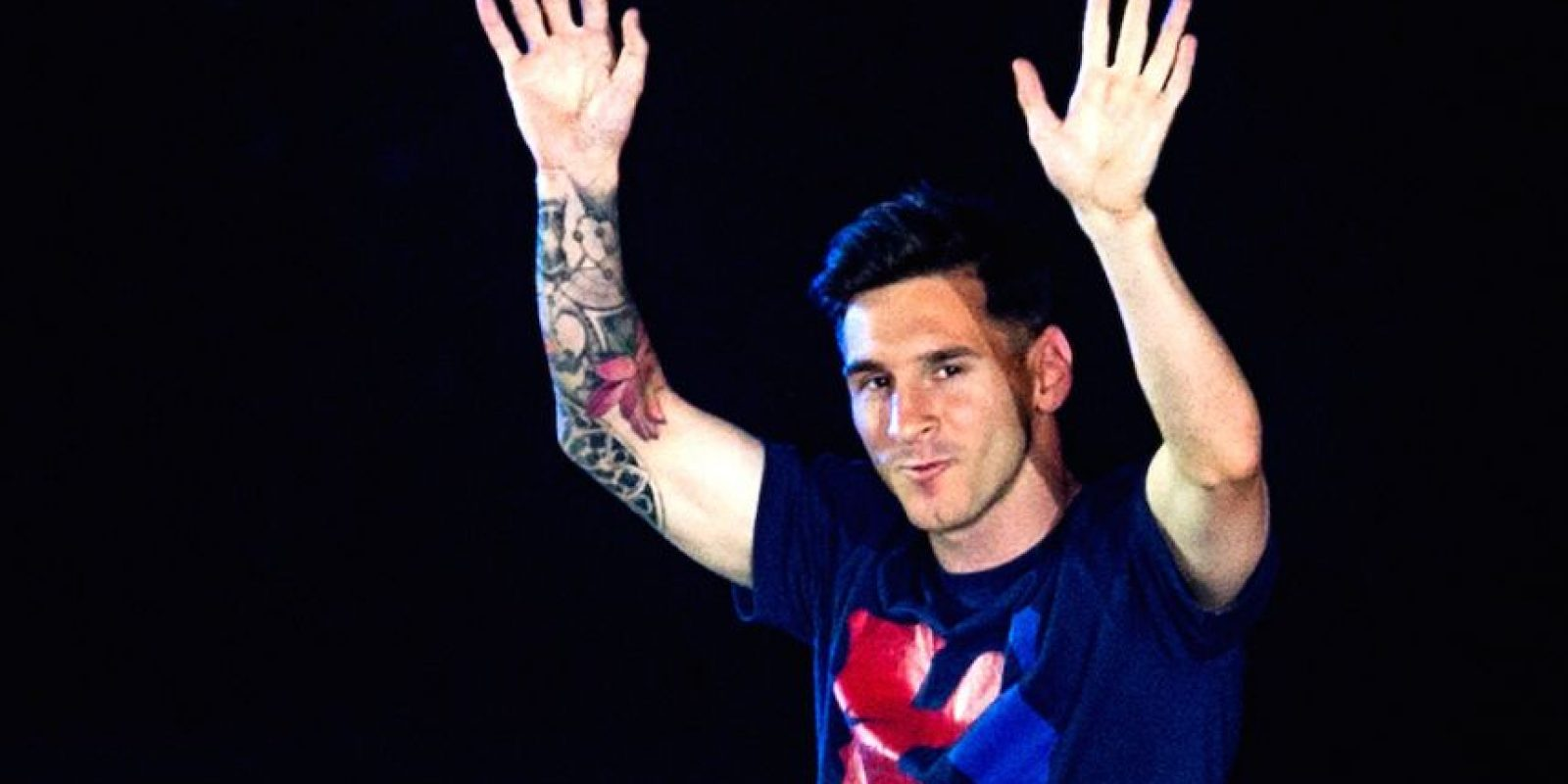 4. Lionel Messi Foto: Getty Images