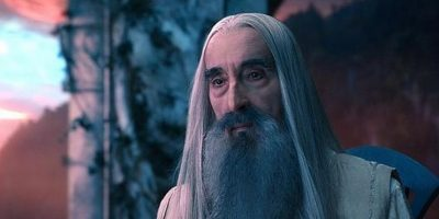 """Es uno de los papeles por el que le recordarán los más jóvenes. El actor le dio vida a """"Saruman"""", el malvado mago aliado con el mal. Foto:Vía imdb.com"""