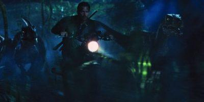 """Pratt describió su personaje como una combinación de los anteriores protagonistas de """"Jurassic Park"""" Foto:via facebook.com/visitjurassicworld"""
