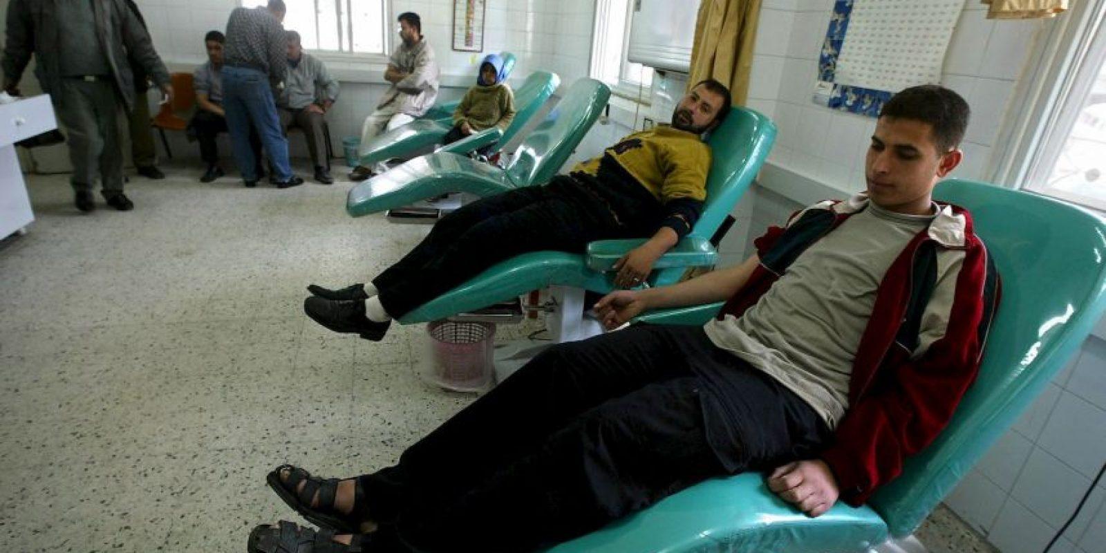 La campaña se centra en agradecer a los donantes sus donaciones, que permiten salvar muchas vidas humanas Foto:Getty Images