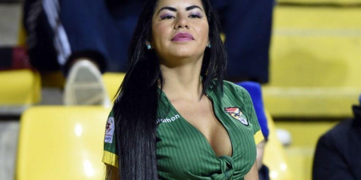 Copa América: Las aficionadas más bellas del partido México vs. Bolivia