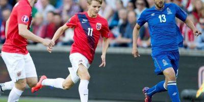 Noruega desaprovechó la oportunidad de acercarse a Croacia e Italia en el grupo H. Foto:AFP