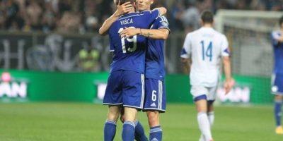 Los bosnios lograron su segunda victoria en el Grupo B. Foto:uefa.com