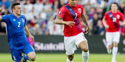 Los nórdicos apenas consiguieron un empate ante Azerbaiyán en Oslo. Foto:AFP