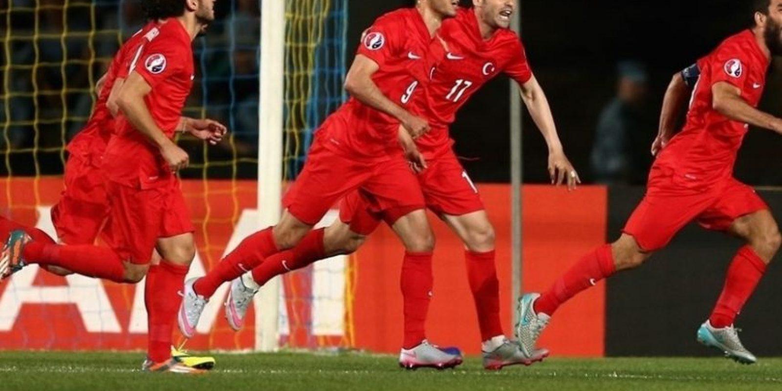 Kazajstán 0-1 Turquía Foto:uefa.com