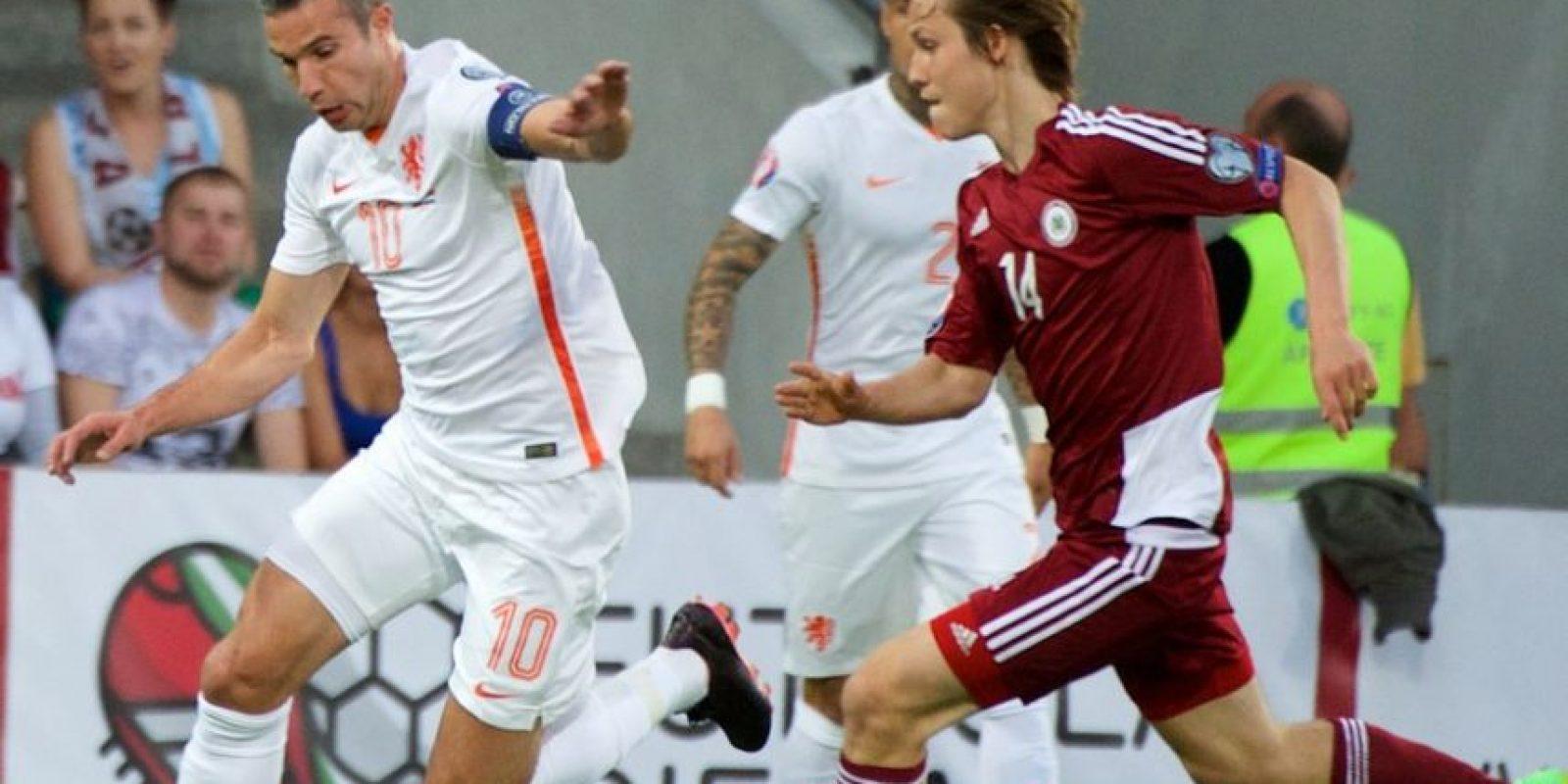 Con este triunfo se ponen a 3 puntos de la segunda plaza del grupo H. Foto:uefa.com