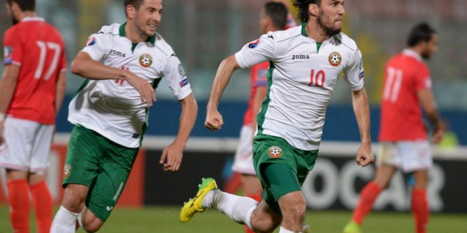 Malta 0-1 Bulgaria Foto:uefa.com