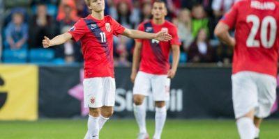 Noruega 0-0 Azerbaiyán Foto:AFP