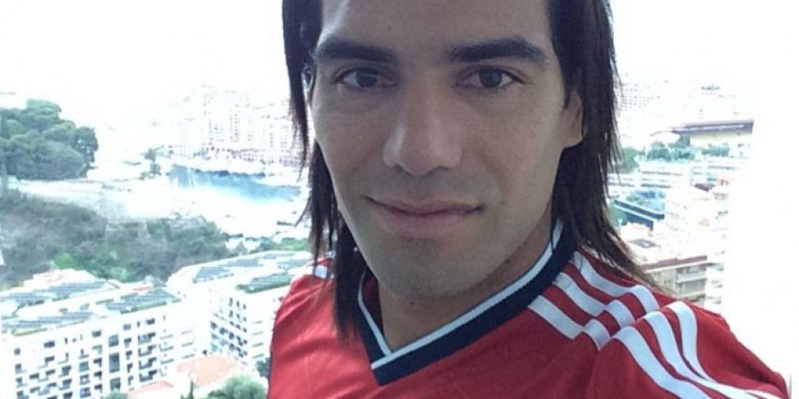 Falcao García Foto:Instagram