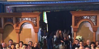 Al parecer, la familia celebrará una nueva boda Foto:vía instagram.com/niavardalos