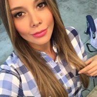 Alejandra Buitrago, presentadora de RCN, confirmó que se había operado el busto… Foto:Instagram