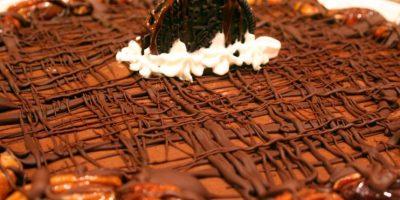 Nueces, chocolate. Oreo. El mundo es suyo. Foto: vía Flickr/digiyesica