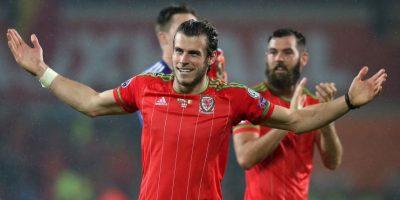 Gales dio un gran paso a la Euro 2016 con victoria sobre Bélgica. Foto:Getty Images
