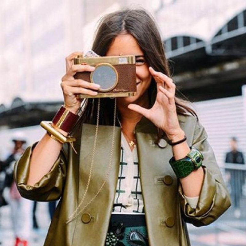 Si tienen piezas de ropa más o menos interesantes, comiencen a fotografiarse con ellas y cada detalle. Foto:vía Instagram
