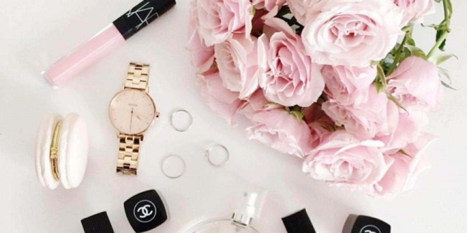 """Para verse con más sentido artístico que un editor de Vogue, usen cosas que crean """"bonitas"""" y pongan todo reunido. Háganlo para cada cosa que hagan. Foto:vía Instagram"""