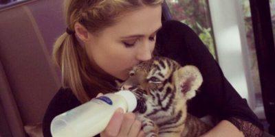 9. Los animales son importantes. Foto:vía Instagram